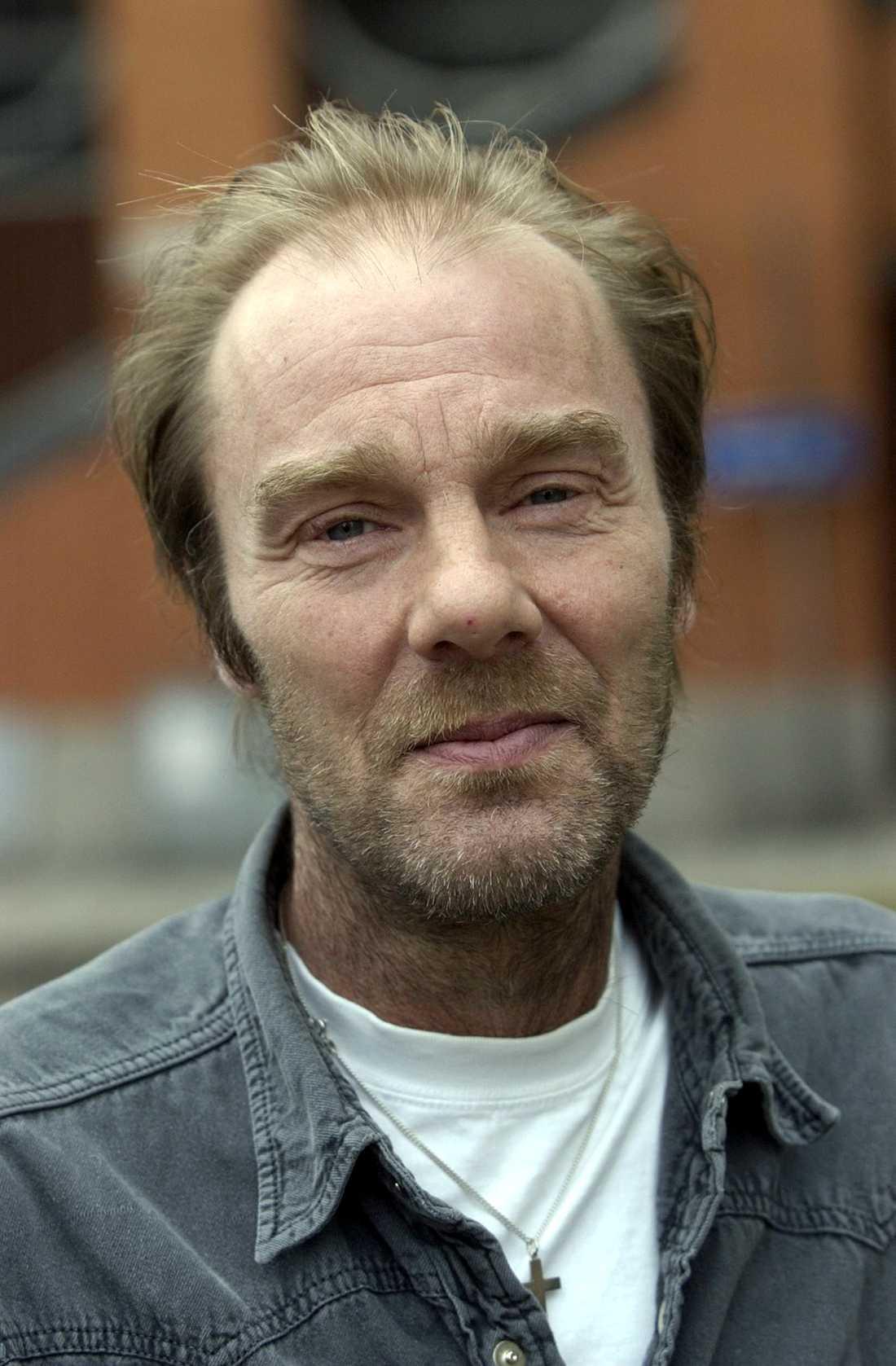 Magnus Lindberg 2005. När Grymlings återförenades.