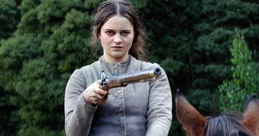 "Aisling Franciosi i ""The nightingale""."