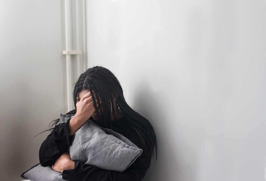 Allt fler vardagliga problem tolkas som psykisk ohälsa hos unga, anser tre forskare. Arkivbild.