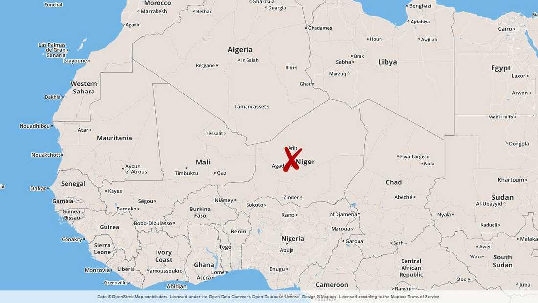 Niger.
