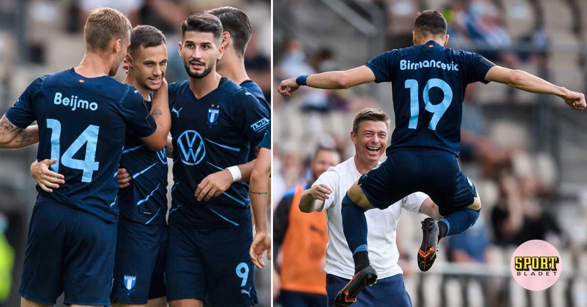 Malmö FF har säkrat Europaspel – vidare i CL