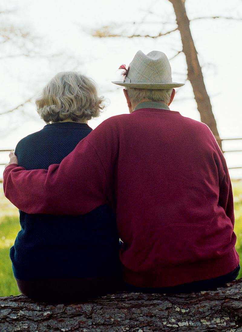 Ett lyckligt förhållande får man aldrig gratis, utan det kräver arbete och respekt.