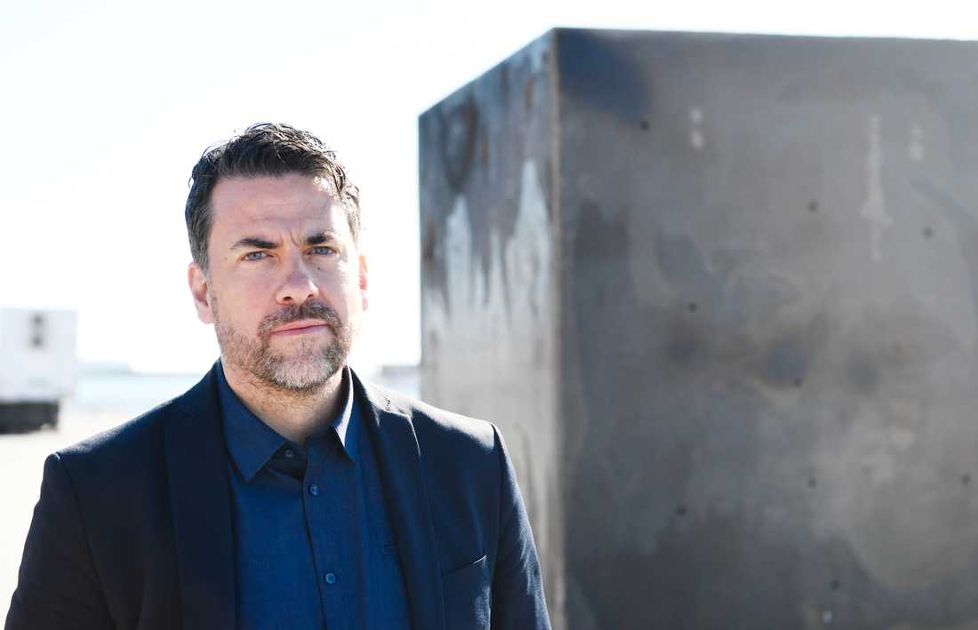 Migrationsverkets generaldirektör Mikael Ribbenvik. Arkivbild.