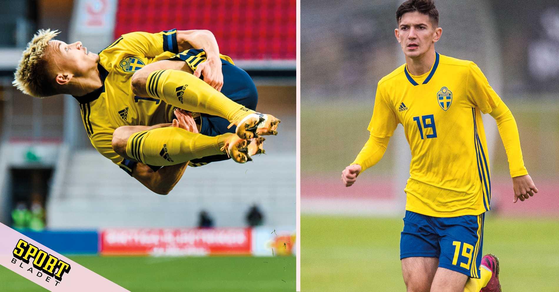 Två svenska talanger klara för Rostov