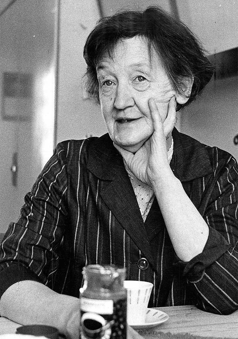 Maja Ekelöf.