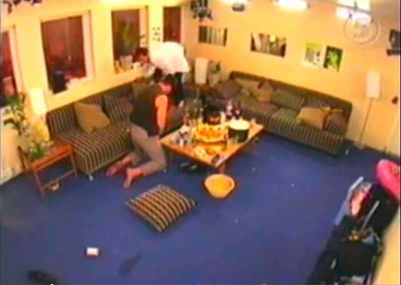 Peter Svensson- Big Brother 2002.