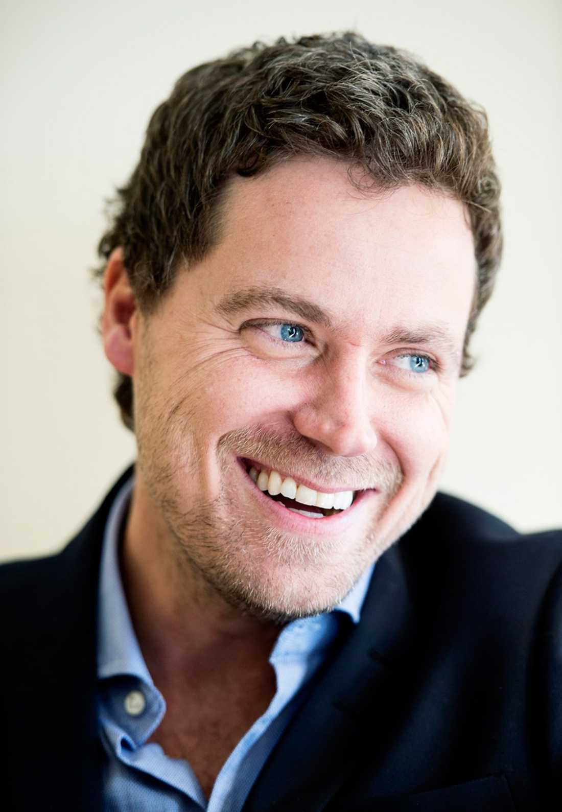 "Greg Poehler är aktuell i ""Welcome to Sweden""."