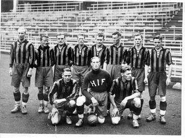 Hammarby anno 1934.
