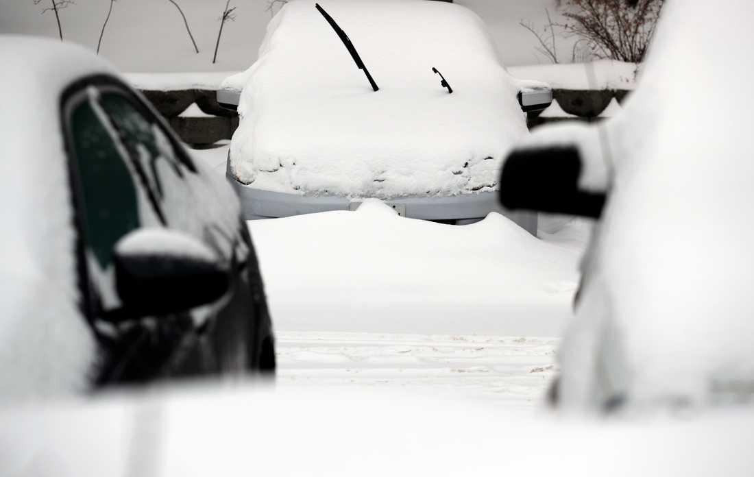 Även i Illinois drabbas invånarna av superkyla.
