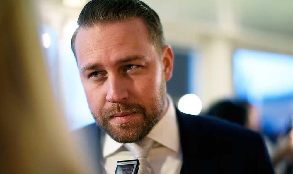Mattias Karlsson.
