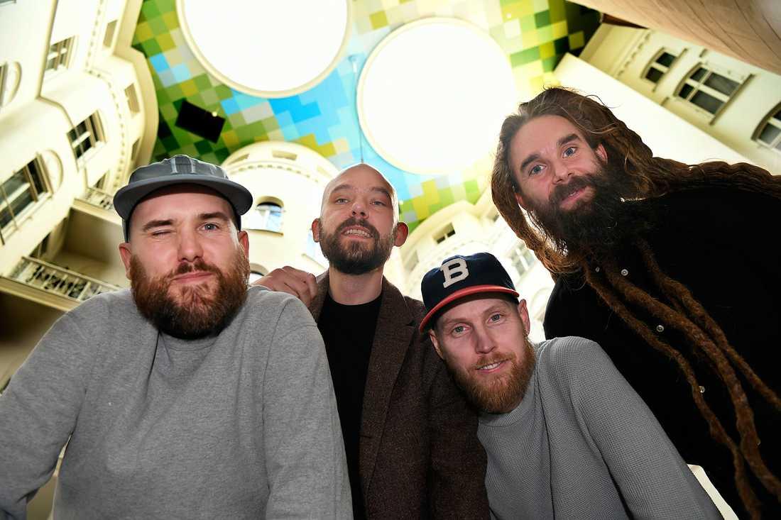 Looptroop Rockers.