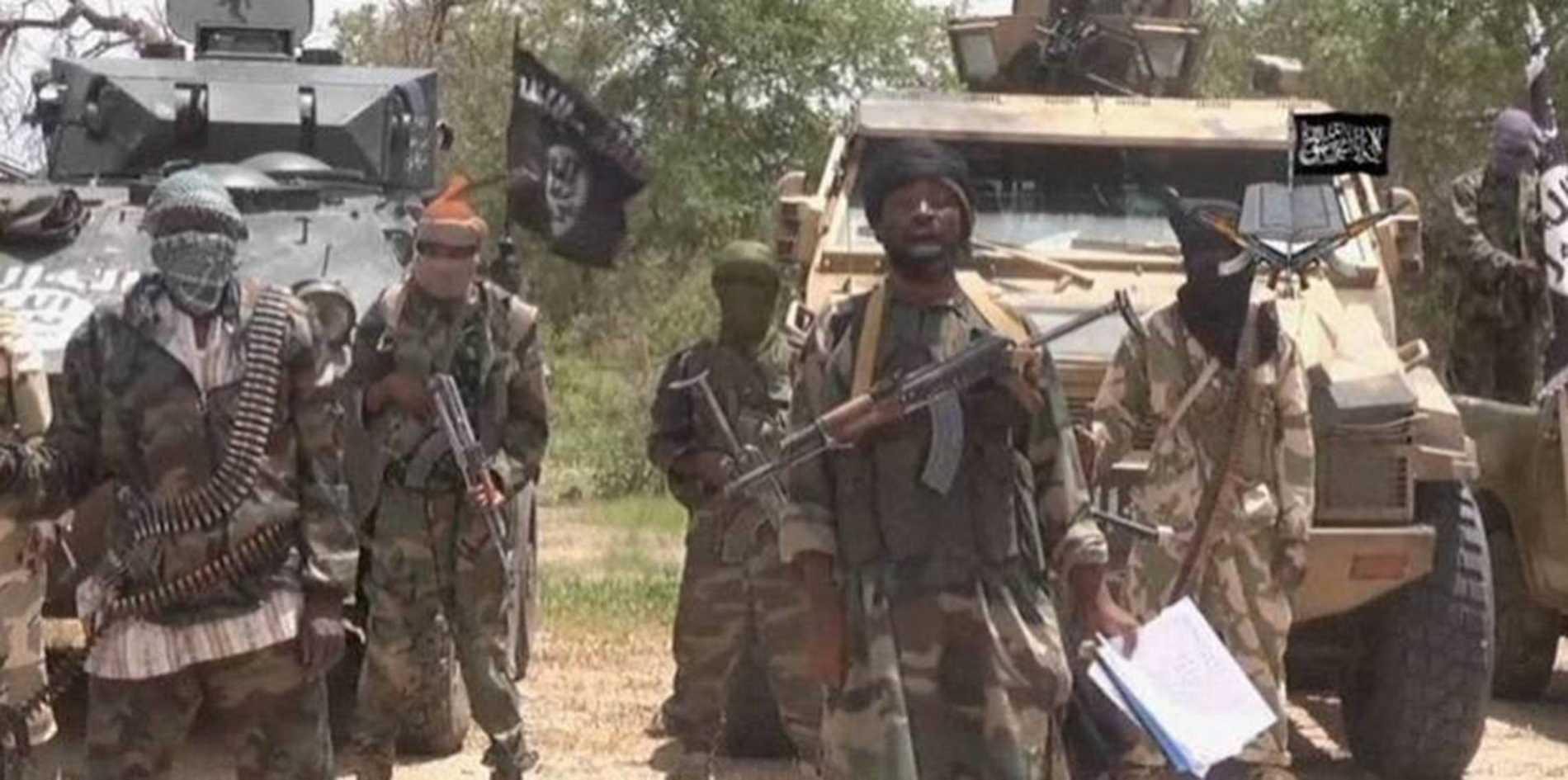 Terrorgruppen Boko Haram.