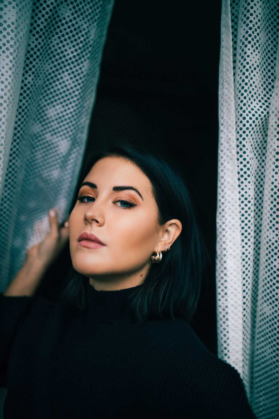 """""""Jag hamnade rätt i filmen"""", säger Molly Sandén om """"Eurovision Song Contest - Fire Saga"""". Pressbild."""