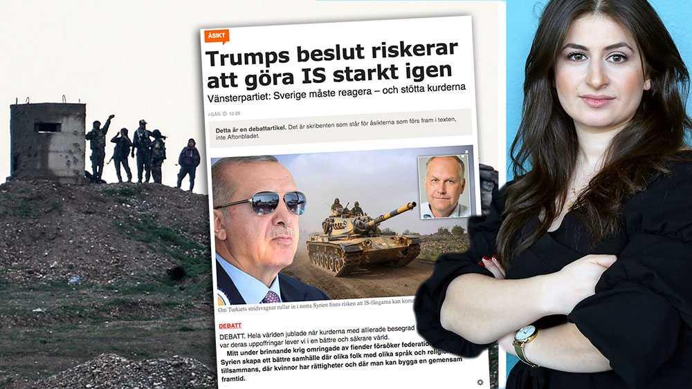 Det kan komma som en chock för Sjöstedt att hedersmord främst förekommer bland kurder i Syrien. Militanta kurdiska grupper har lärt sig att utnyttja frågan om kvinnorättigheter eftersom de har räknat ut att det ger dem sympatier i väst, skriver Kara Hermez, förbundsordförande, Assyriska riksförbundet.