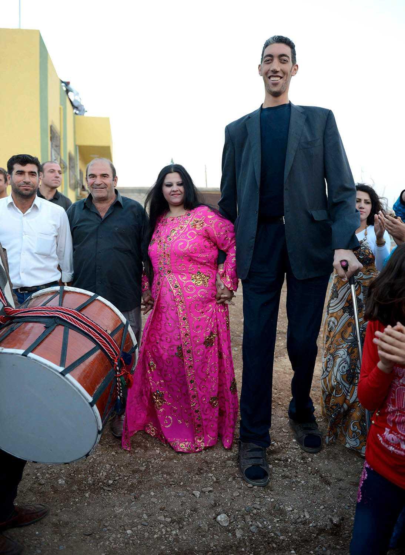 världens längsta man sultan