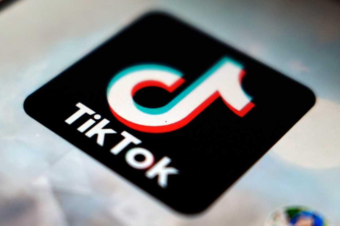 Oracles och Walmarts planer på att köpa Tiktoks amerikanska verksamhet läggs på is. Arkivbild.