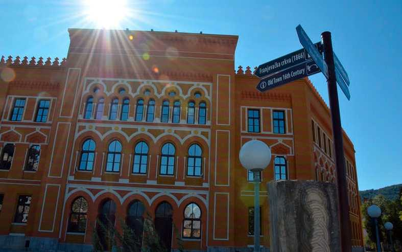 I två år ska Kim Han-sol plugga på United world college i Mostar.