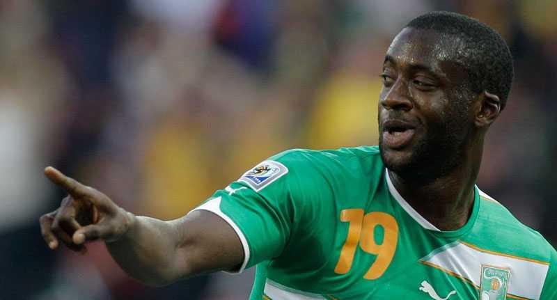 Yaya Touré sista chans att vinna Afrikanska mästerskapen i kväll.