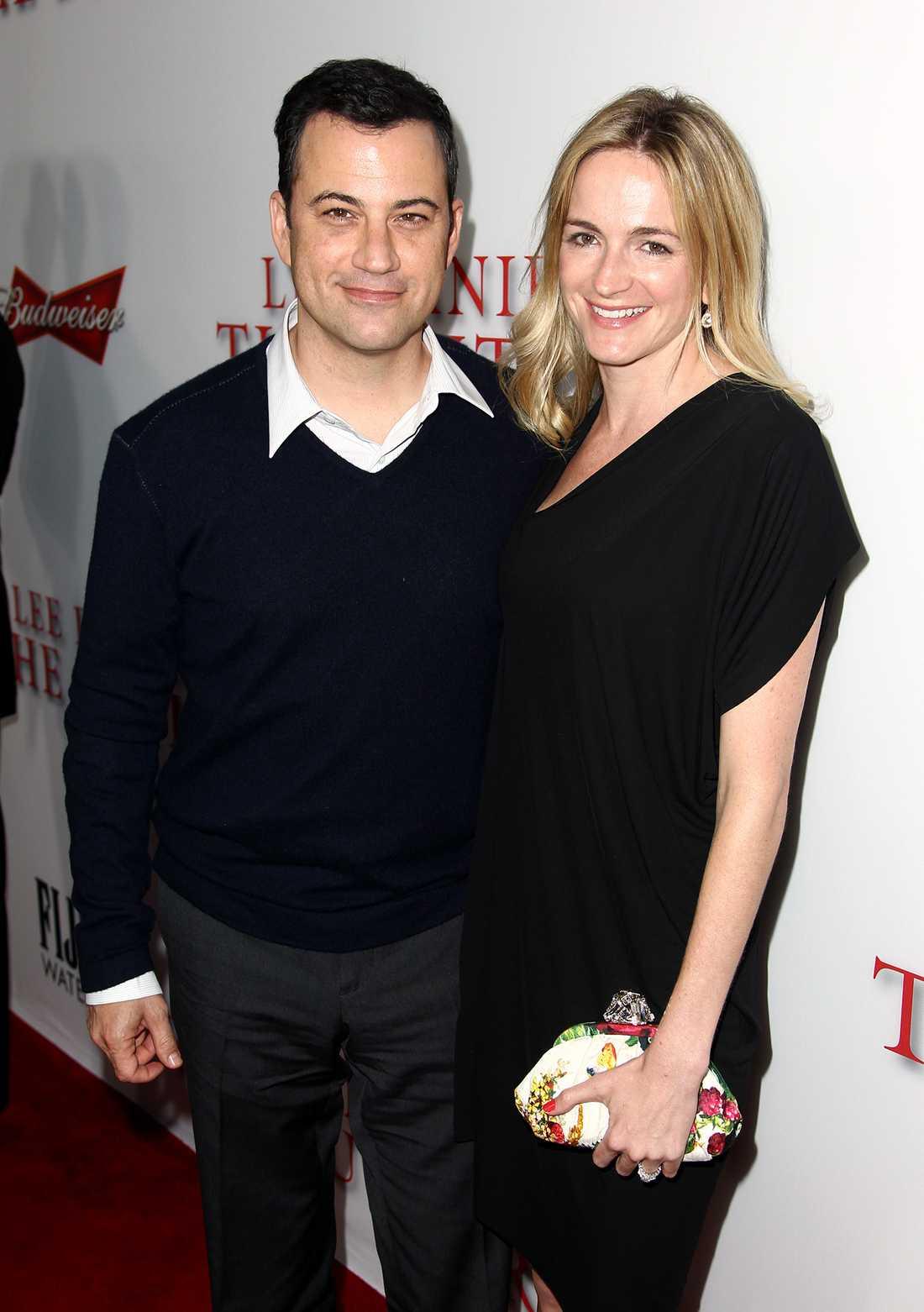 Jimmy Kimmel och Molly McNearney