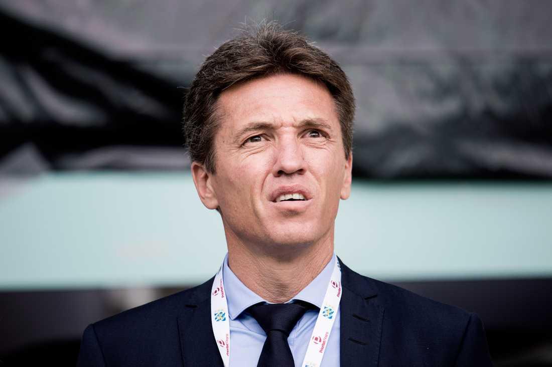 Mats Gren, sportchef i IFK Göteborg.
