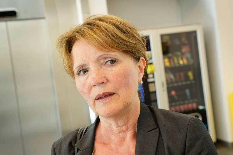 Inger Rönnbäck, 35-åringens advokat.