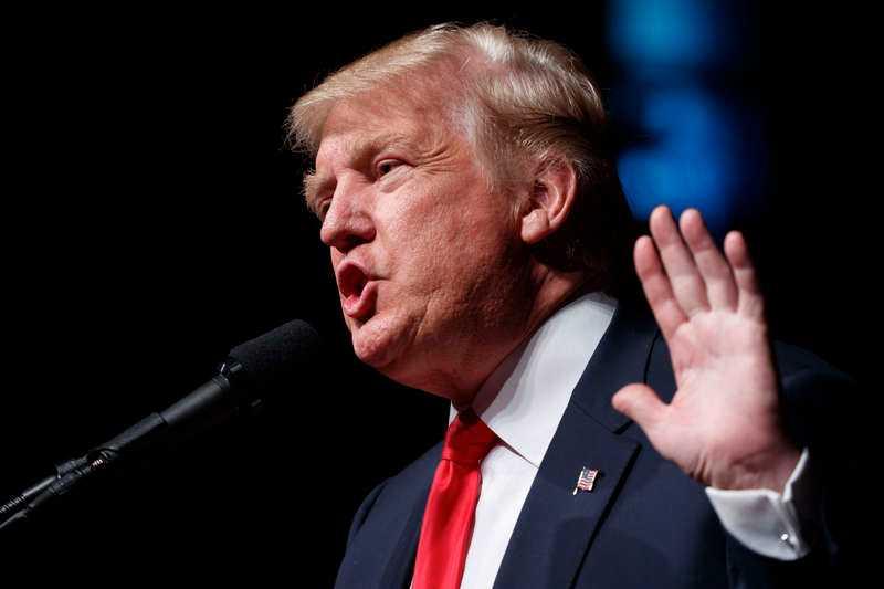Trump. Foto: AP
