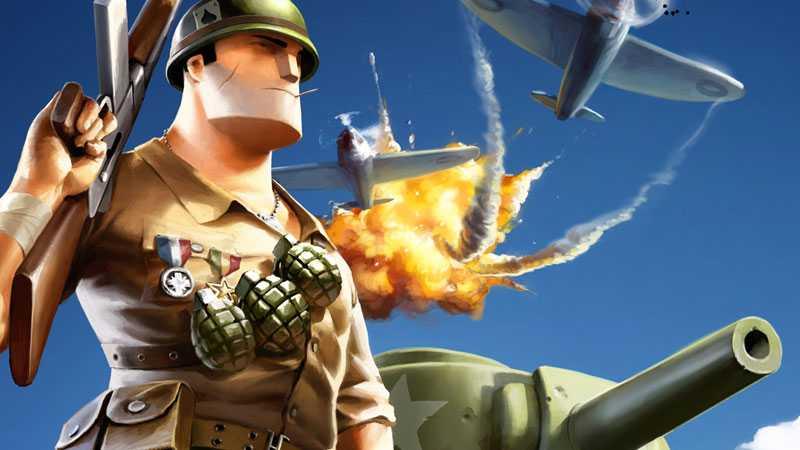 """Framtidens melodi? """"Battlefield heroes"""" är ett så kallat """"free to play""""-spel."""