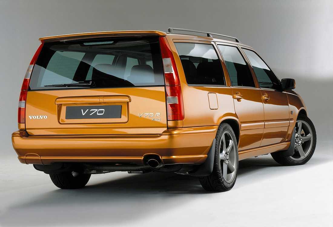 Volvo V70R årsmodell 1998