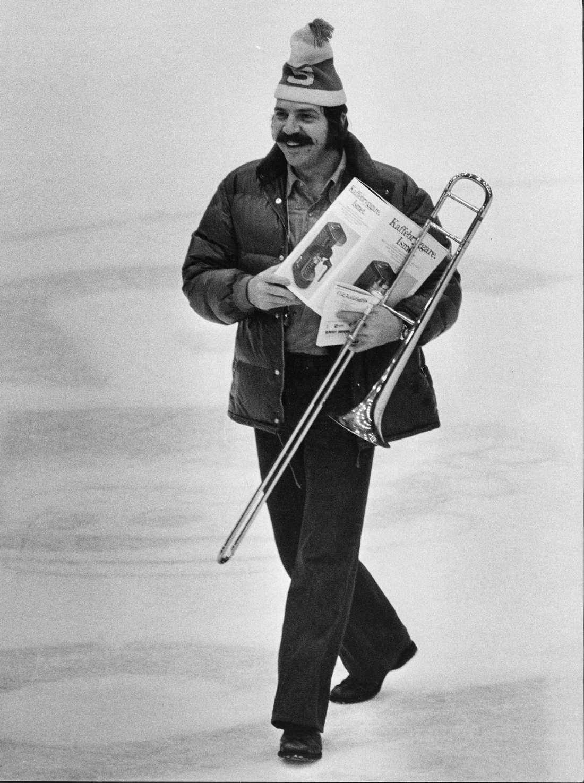 "Janne ""Loffe"" Carlsson år 1976."