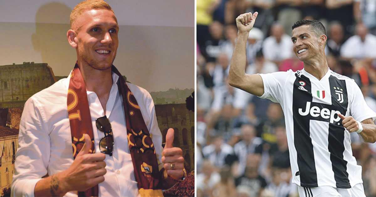 Olsen och Ronaldo.