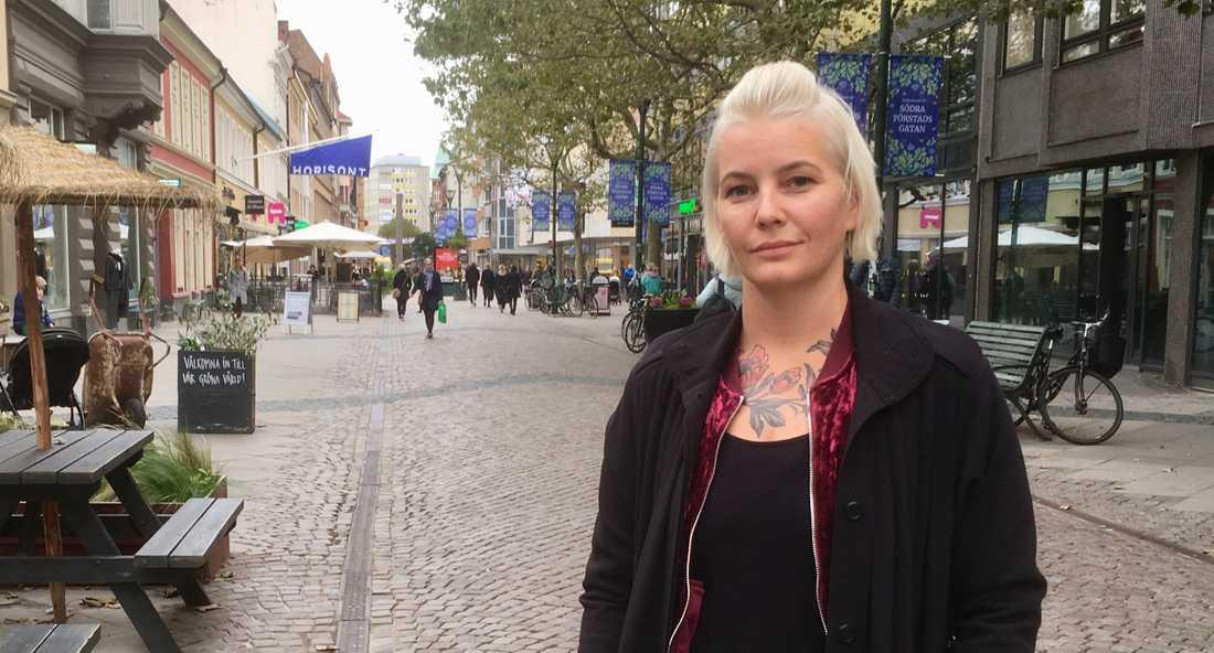 """""""Chocken för min del var att jag kunde bli så sjuk av det. Jag hade aldrig sovit dåligt innan. Jag kände mig otroligt klen"""", säger Mirijam Geyerhofer."""