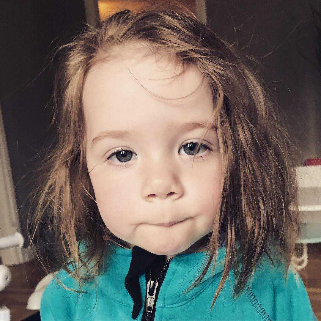 Ellie har Krabbes sjukdom.