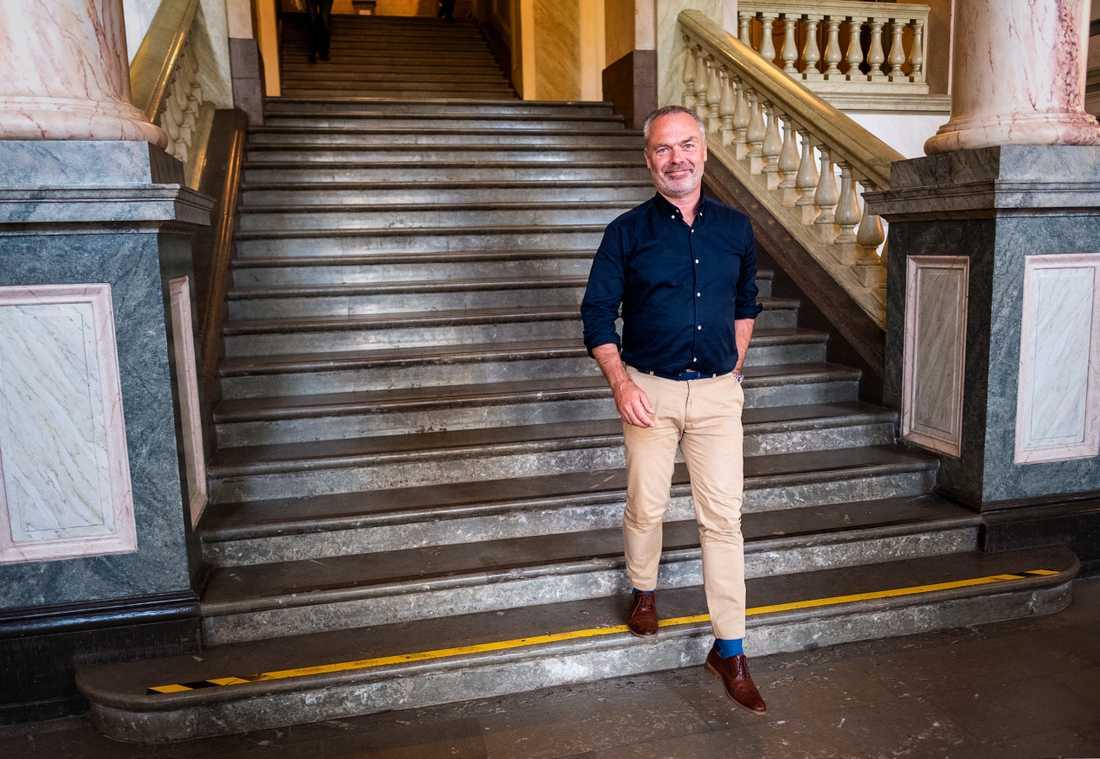 Jan Björklund gör sin sista valrörelse som partiledare.