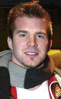 """Peter Svensson under tiden när han var med i """"Big brother""""."""