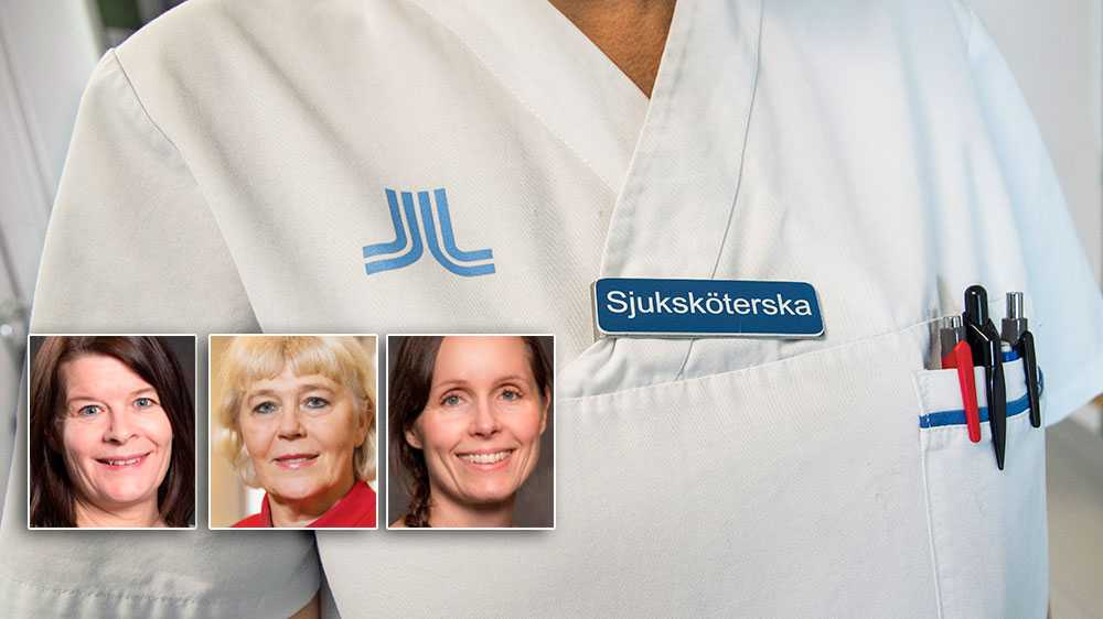Det är häpnadsväckande att Ivo anser att undersköterskorna kan ersätta en operationssjuksköterska efter tre dagars bredvidgång, skriver Kristina Lockner, Ami Hommel och Ann-Christin von Vogelsang.