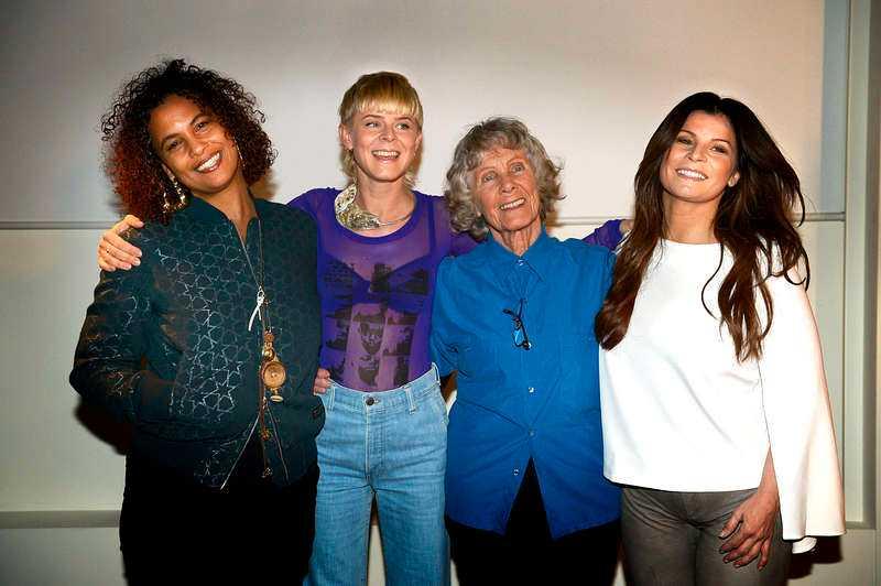 Neneh Cherry, Robyn, Gullan Bornemark och Carola Häggkvist valdes in i Swedish music hall of fame förra året.
