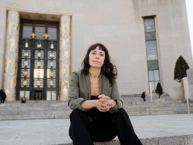 Astra Taylor, författare och aktivist.