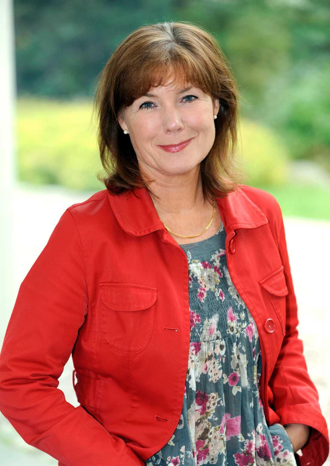 Vännen och filmaren Susanne Cederberg