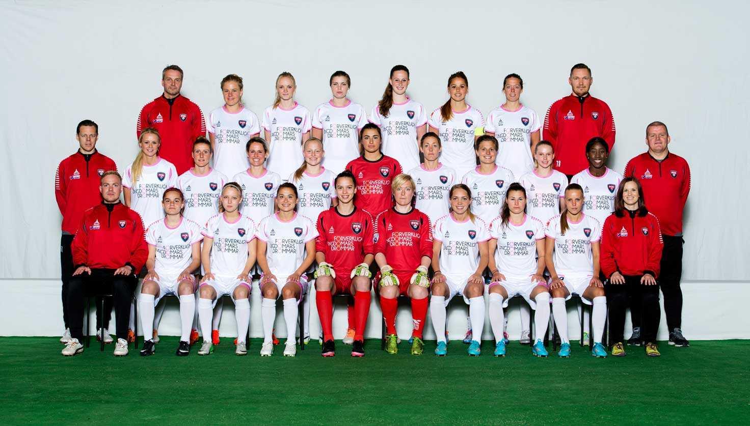 FC Rosengård.
