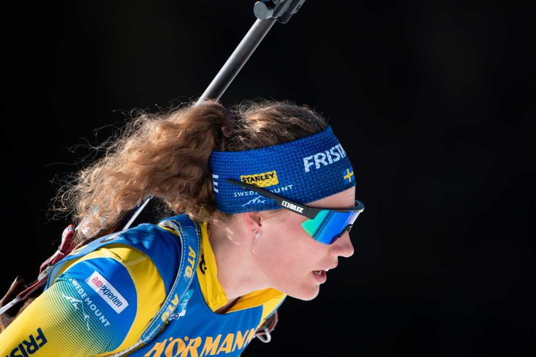 Det blir mer fokus på Hanna Öberg och skidskytte i SVT:s Vinterstudion från 2021.
