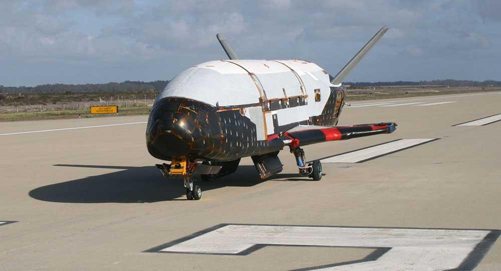 Nasas rymddrönare X-37.