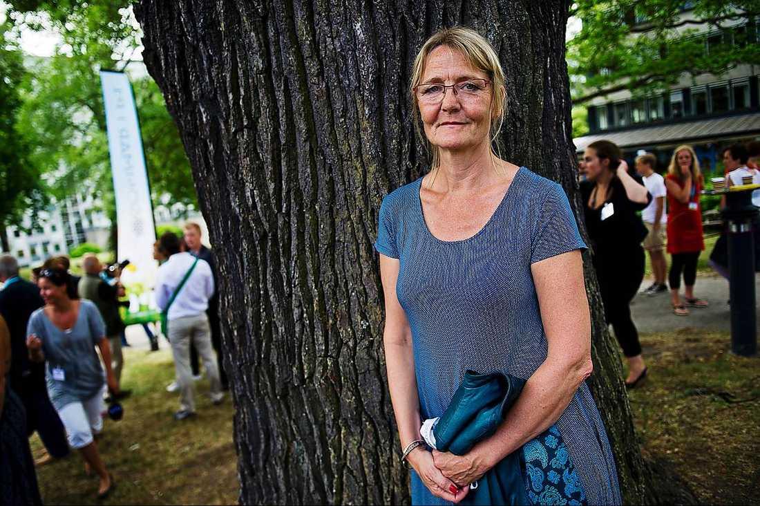 Ann Petrén.