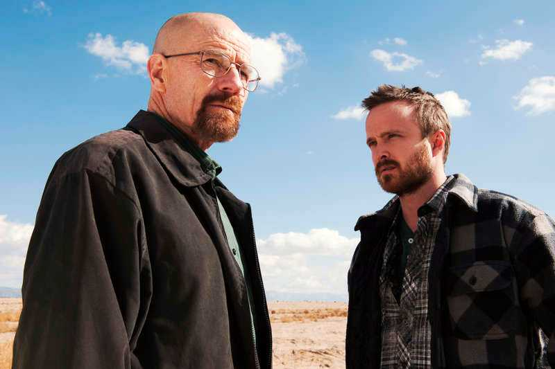 """Breaking bad""."