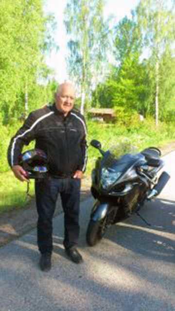 Kjell Åberg hade svårt att betala med enkronor.