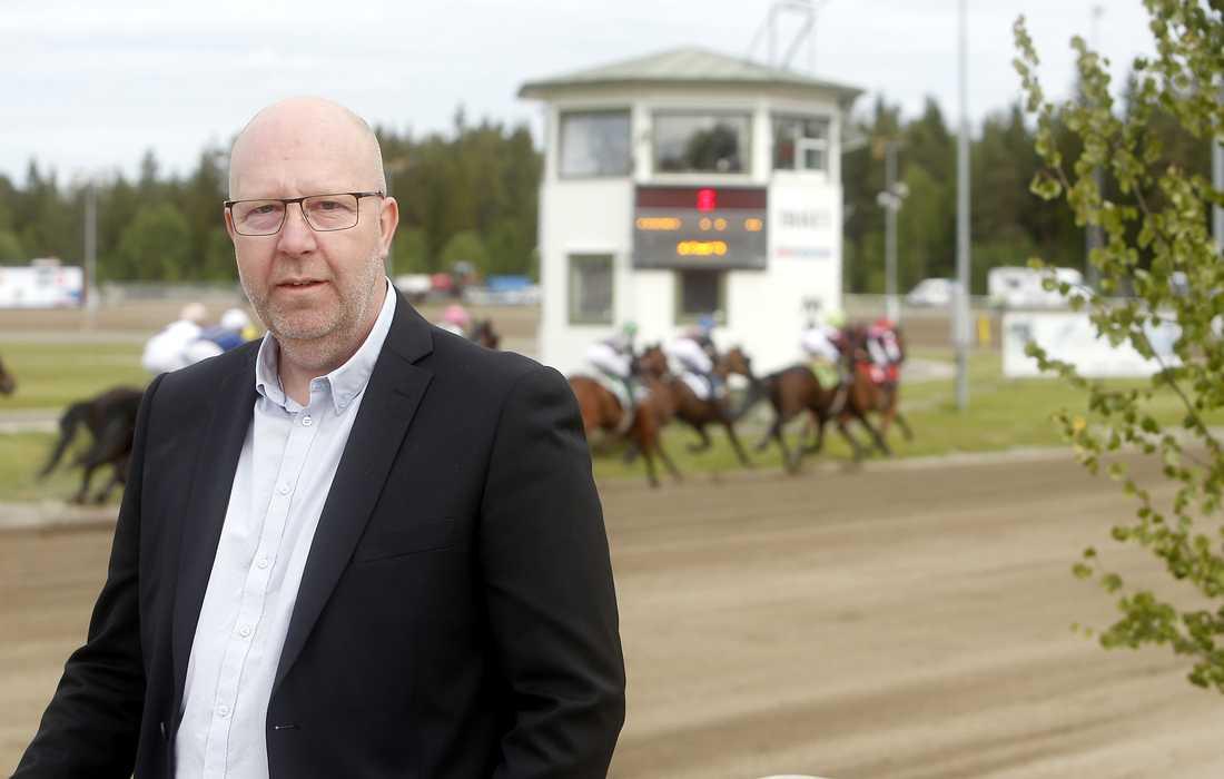 Bergsåkers regionale sportchef Bert-Ola Månsson.