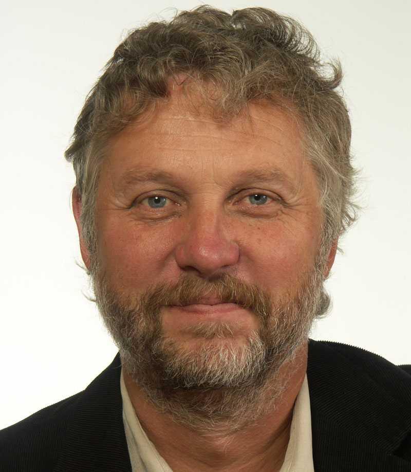 Peter Eriksson, språkrör för Miljöpartiet och riksdagsledamot.
