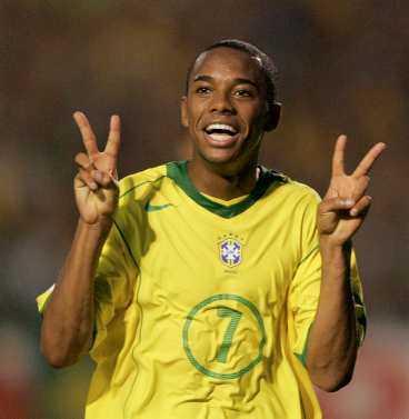 Brasiliens bäste spelare för tillfället.