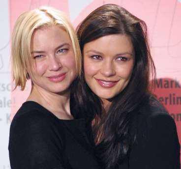 Både Renée Zellweger och Catherine Zeta-Jones är nominerade för sina roller i Chicago.