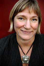 Anneli Eriksson är ordförande i Läkare utan gränser.