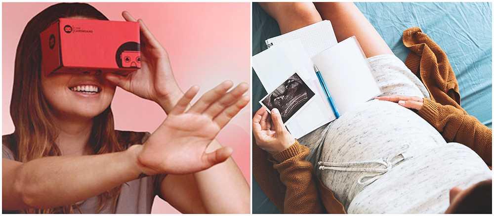 Genom den nya appen Meet your baby kan du uppleva barnet i magen på ett helt nytt sätt.